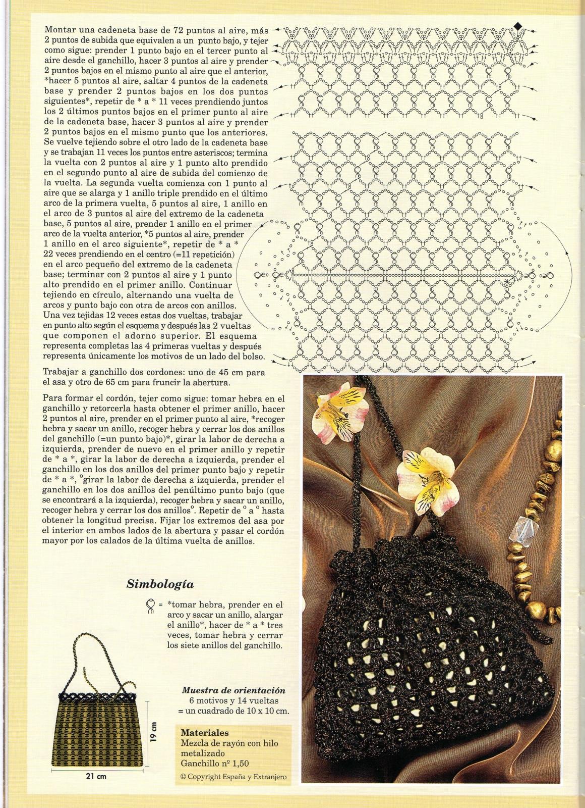 patrones de bolsos 2uik84n