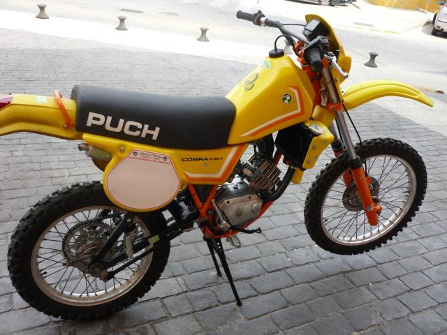 Puch Cobra M-82 TT Agua  y Réplica Coronil - Motos De Tote 2usu9tf