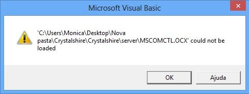 [Resolvido]Erro ao Compilar 2v9rxmw