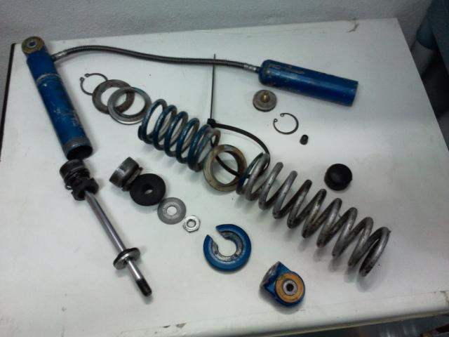 Reparación de amortiguadores 2w6wggw