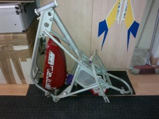Proceso de restauración de Rieju TT 505 2ykb7k0