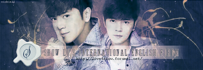 Love 4 Show || Show Lo's International English Forum