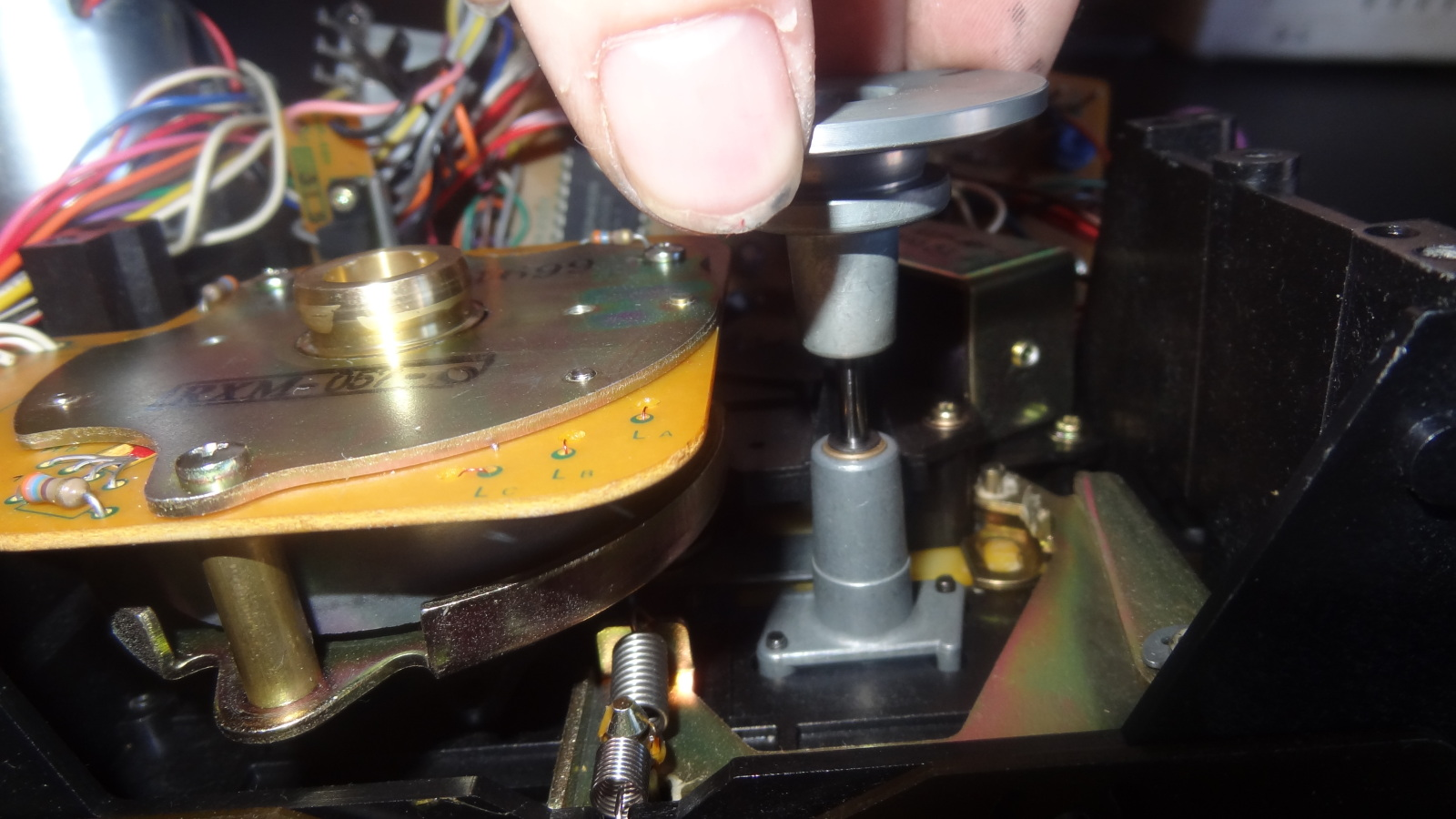 Pioneer CT-F1250 2ypbyxg