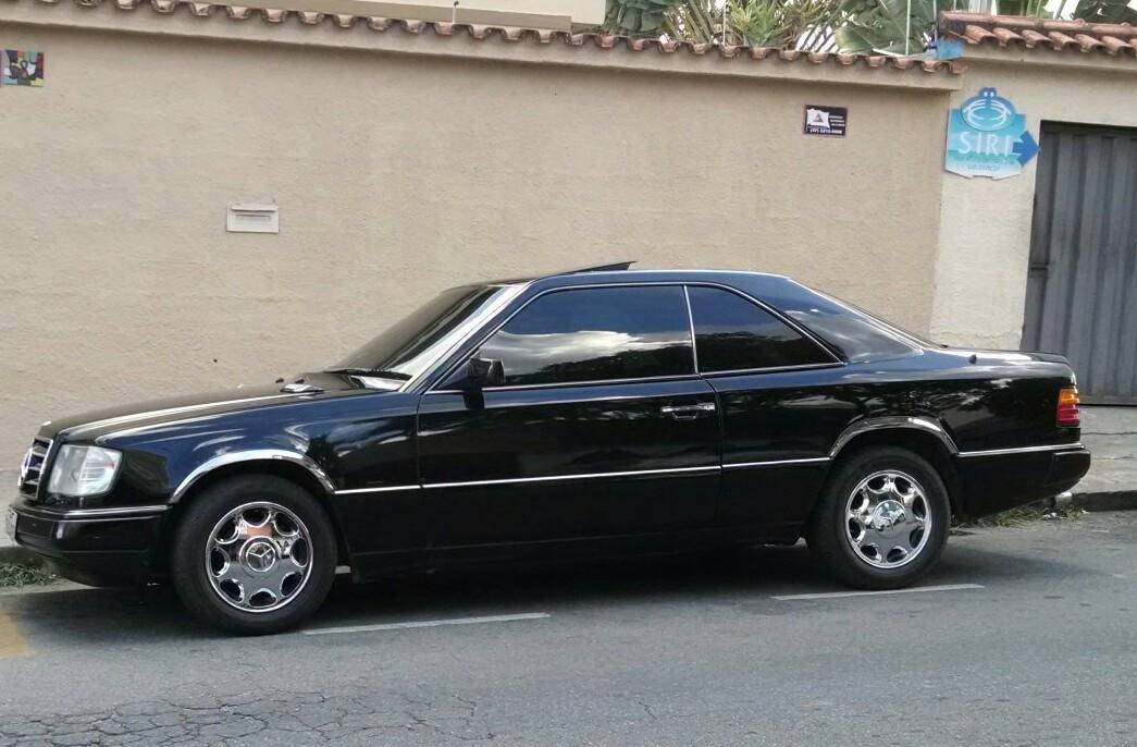 C124 300CE Coupe 1991 R$ 33.000,00 2yxotw7