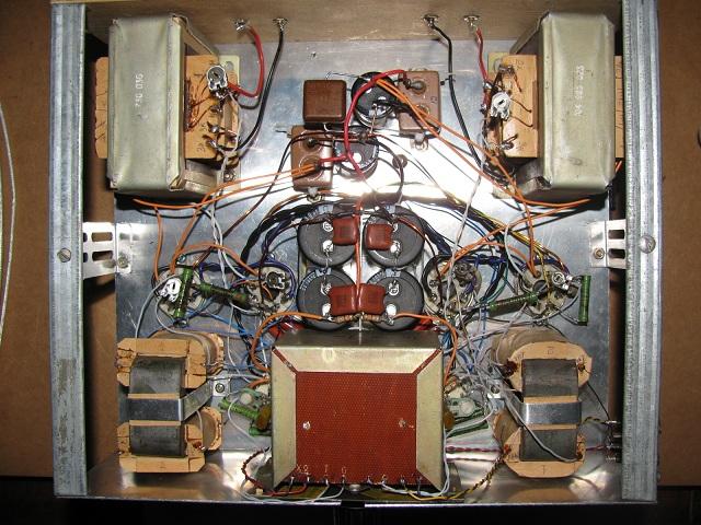 Входные трансформаторы - аттенюаторы 2zfiiie