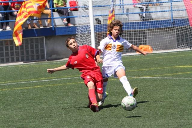 XXIII campeonato nacional de selecciones autonomicas sub 12 / fútbol 8 2zsv62e