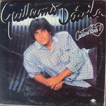 Guillermo Dávila  - Cantaré para tí - 1985 (NUEVO) 2zzkx2d