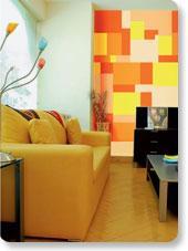 Mueble, gabinete y arcos, hechos con Tablaroca 301dgma