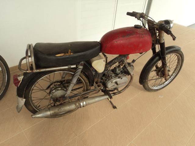Mi primer proyecto: Montesa Ciclo 30ctz4n