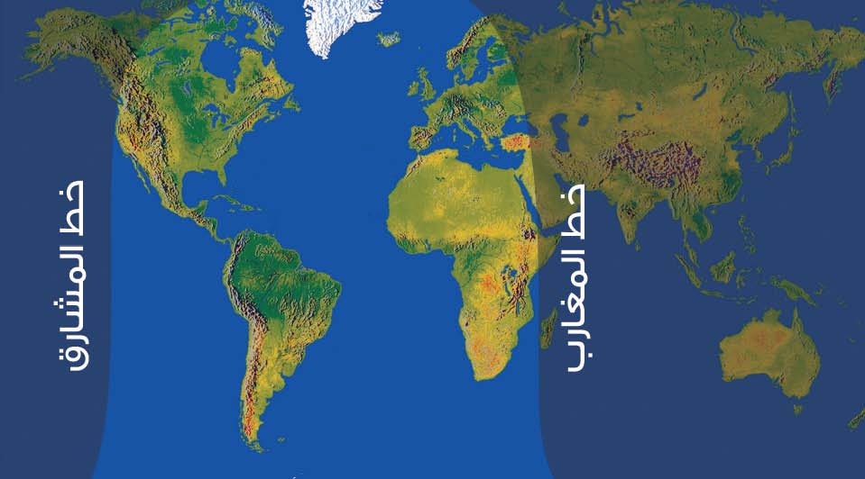 هل تعلم ان الشمس تشرق من الشمال من اكثر من عام لم يخبرك احد والآن ننتظر ان تشرق من العرب وتتوقف الارض عن الدوران
