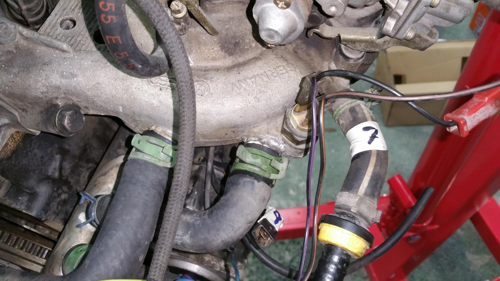 Duda cambio motor Gk 334nhjb