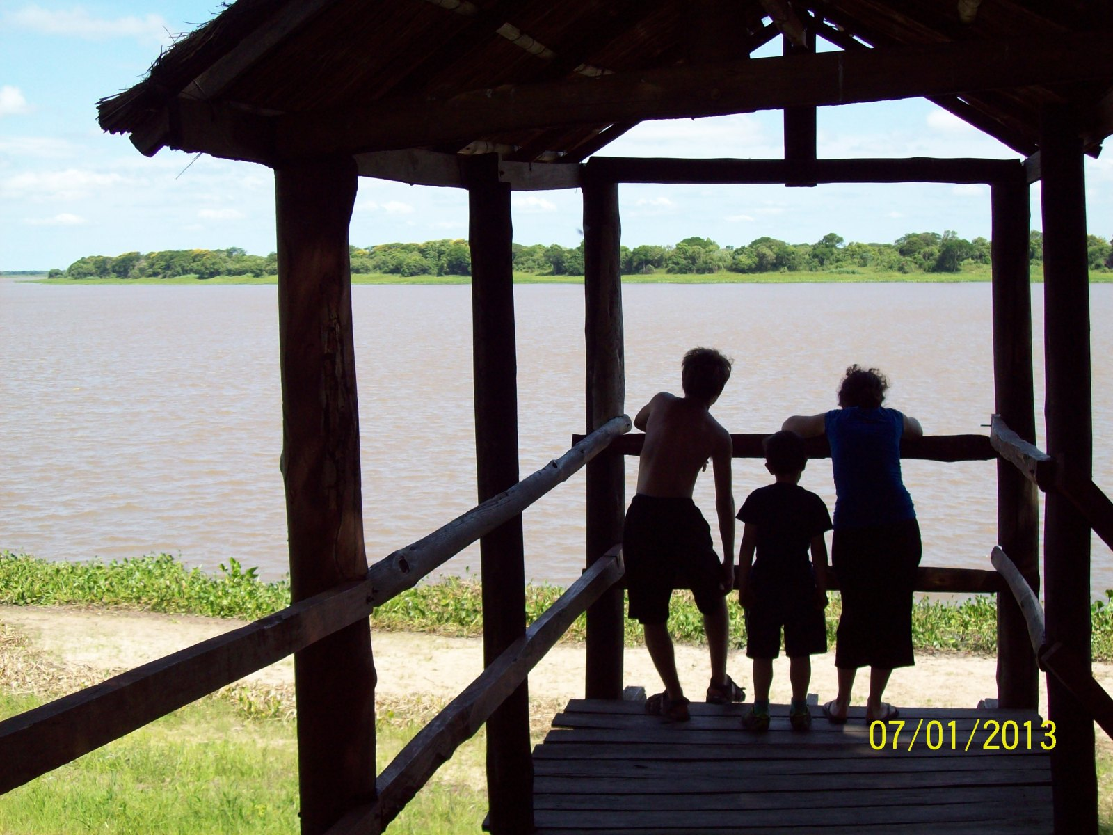 2° Informe Camping  en Herradura (Chuqui Cué) 33ff9n8