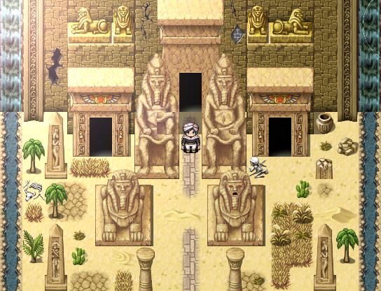 Tilesets Egipcios 33x8uie