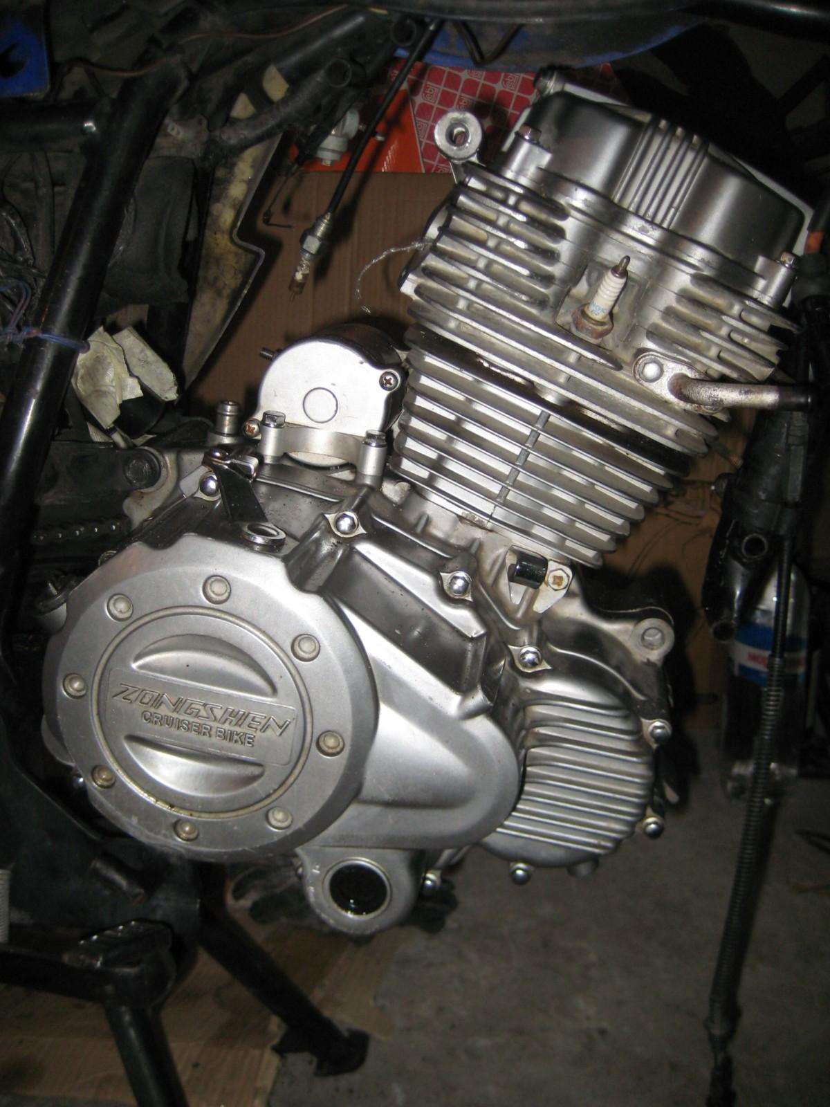 Продам двигатель с мотоцикла Zongshen ZS200GS (ZS167FML) 200куб 34ffub9