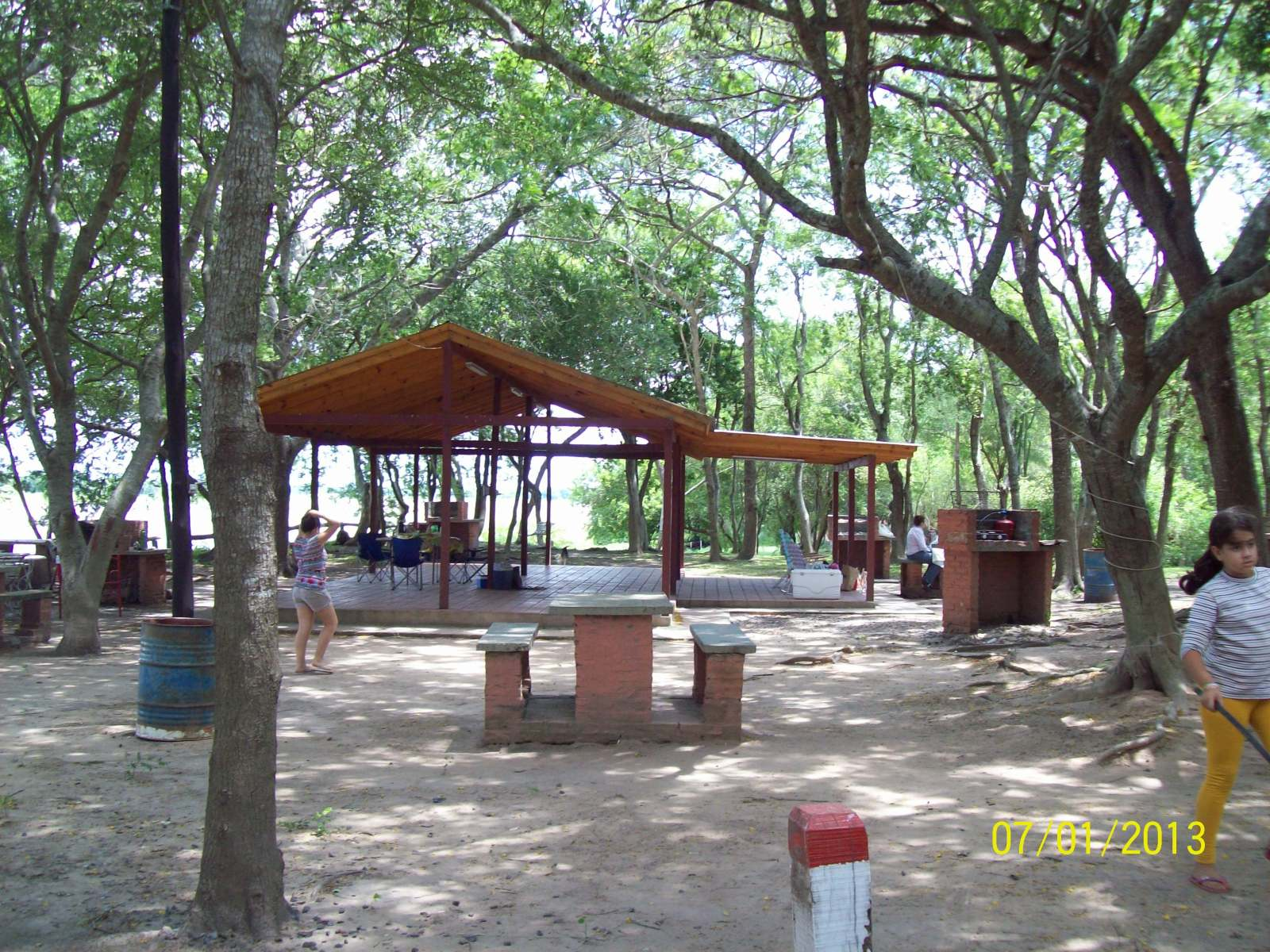 2° Informe Camping  en Herradura (Chuqui Cué) 34gatxk