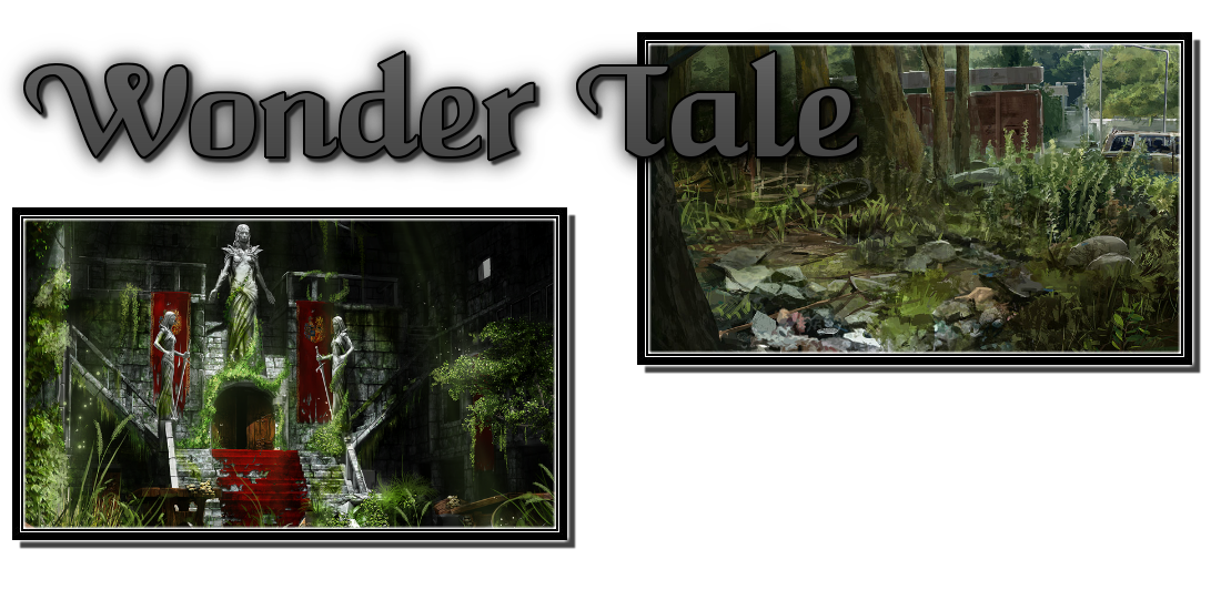 Wonder Tale : Free Forum Roleplay
