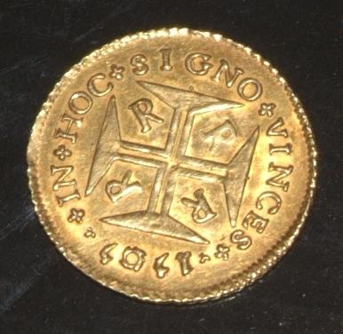 4000 Reis Ioannes V 1707 35chooh