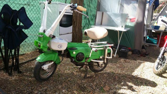 Moto Graziella Carnielli 35ho19k