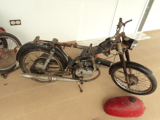 Mi primer proyecto: Montesa Ciclo 35nafrd