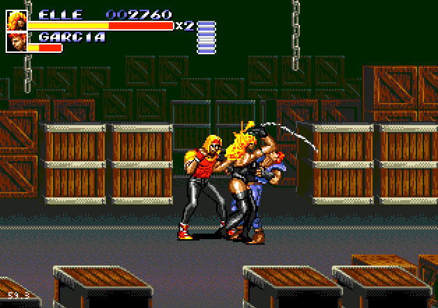 Streets of Rage Electra 4huuk7
