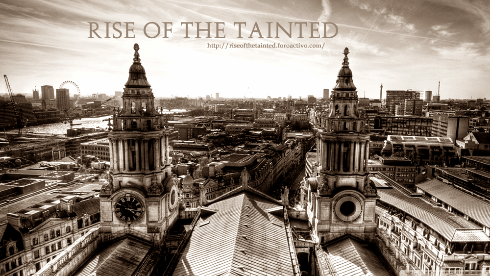 ROT: Rise of the Tainted