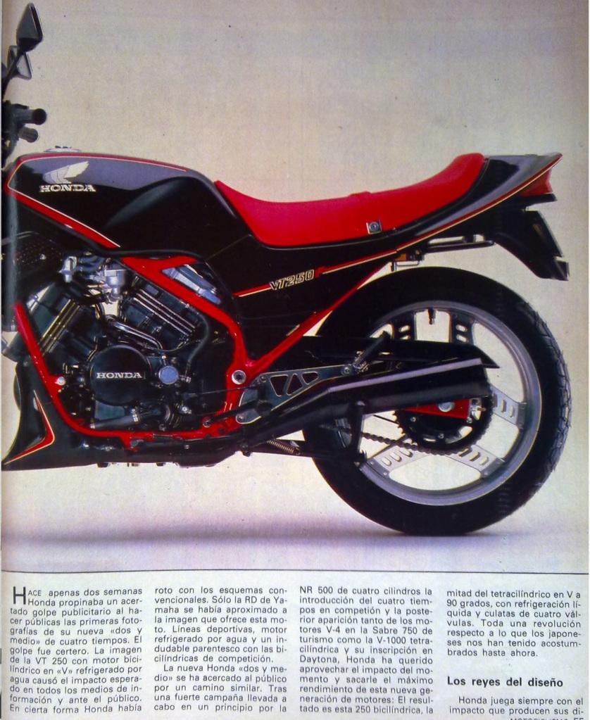 Honda VT 250 F 51dis4