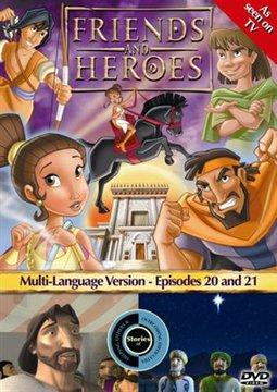 Amigos y Héroes Ep. 20 Auxilio y consuelo 59uhdl