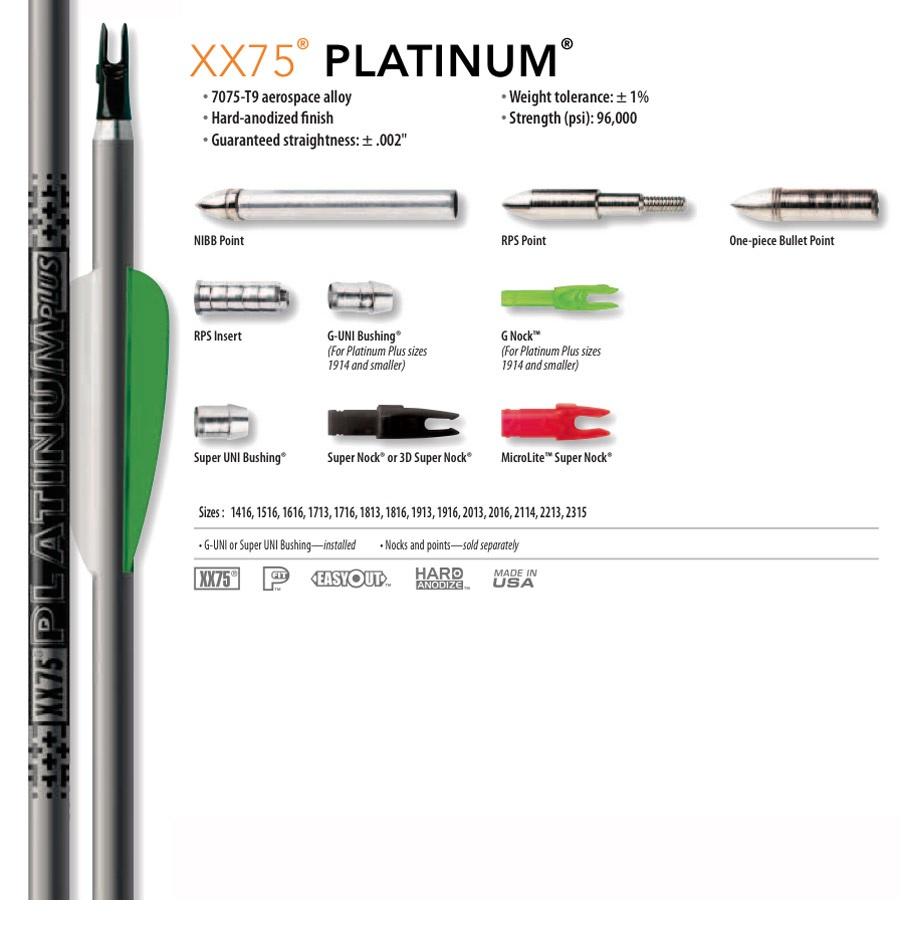Flechas de alumínio da Easton no Brasil, quem vende? 5f2qs1