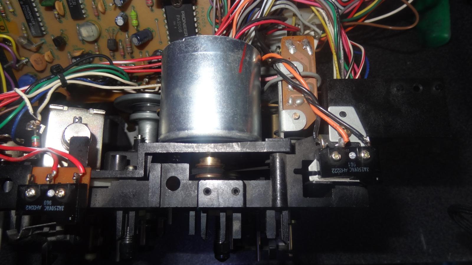 Pioneer CT-F1250 5oba6q