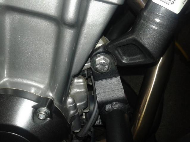 Protetor motor Chapam com pedaleiras 63zo8n