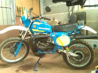 Bultaco Frontera 250 - Carburador Mikuni 6glc9f