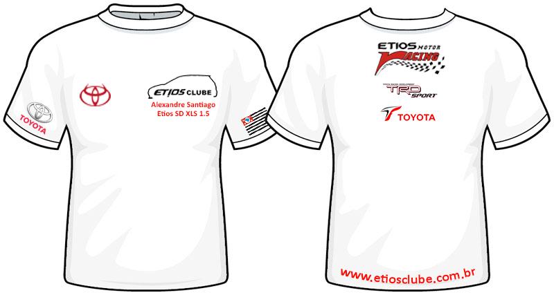Novo Modelo de Camiseta do Clube 6glu8z