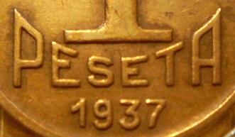1 Peseta 1937 Consejo de Asturias Y León  - Página 2 8xomlw