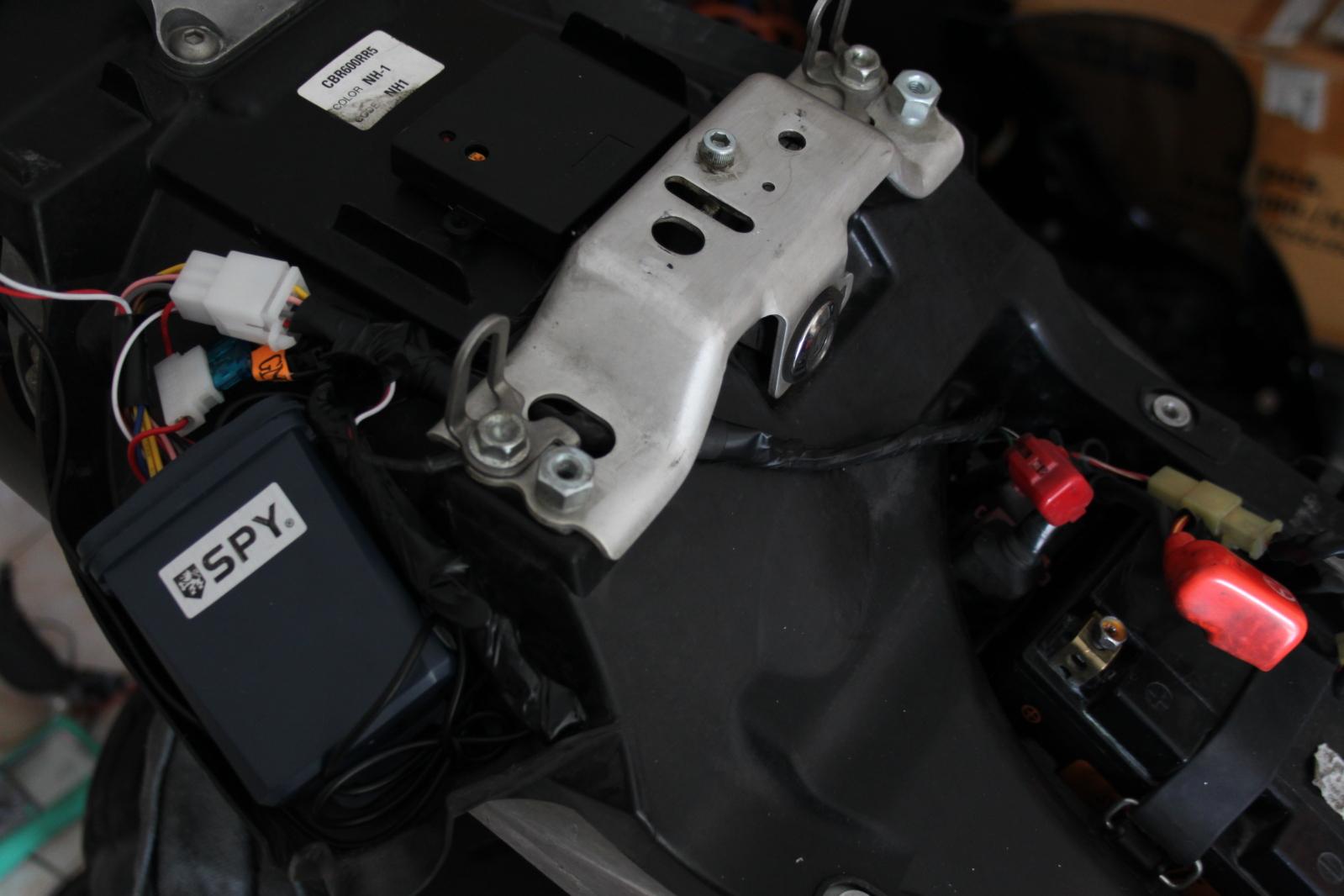 [DIY] Montagem de Alarme SPY 5000 com Corte de Combustível 97pj7d