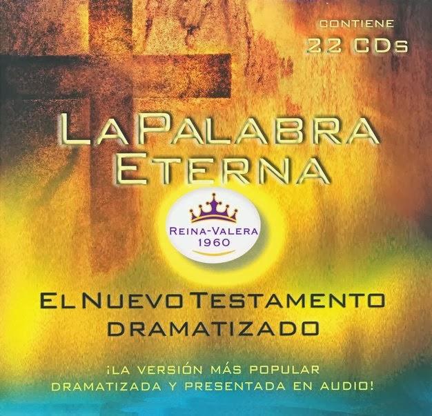 AudioBiblia La Palabra Eterna, El Nuevo Testamento Dramatizado 9qg39u