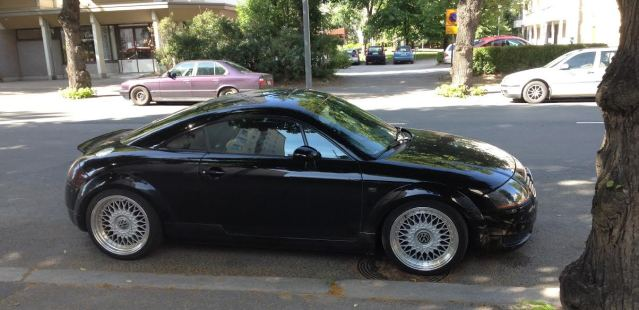 Villeee: Audi ttq All1sz