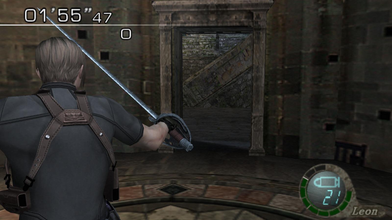 Espada medieval (estoque) Aoxjeg
