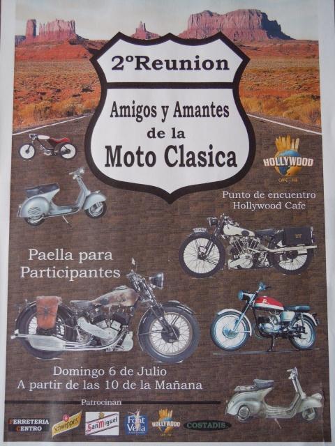 2ª Concentración de motos clásicas Fuengirola Bfi24h