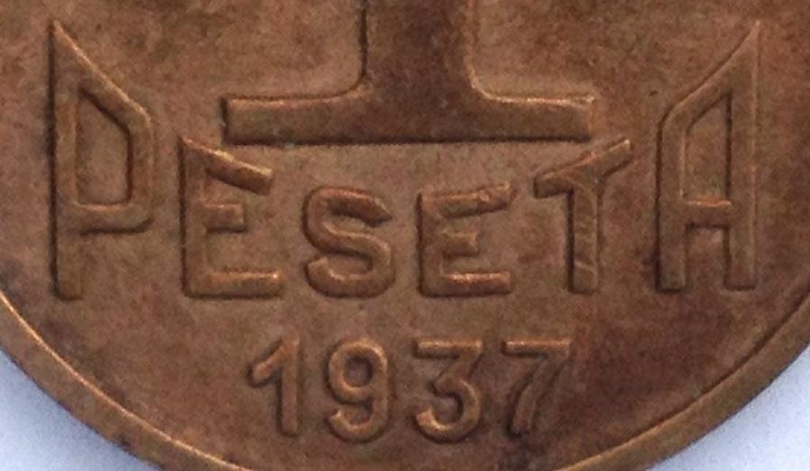 1 Peseta 1937 Consejo de Asturias Y León  - Página 2 De4ai0