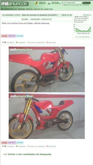 Derbi Variant Racing Do2qvn