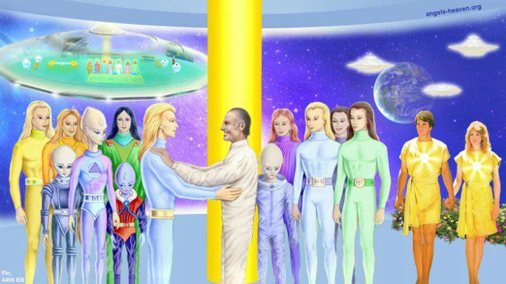 التحضير لنزول الكائنات الفضائية المزعومة في السنوات القادمة لمساندة المسيح الدجال Eg1g78