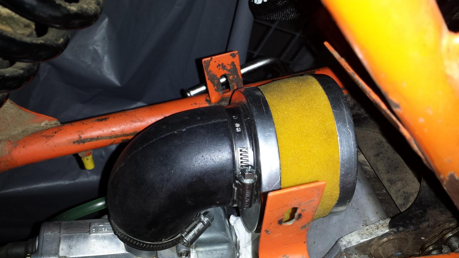 Puch Cobra M-82 Aire - Carburar Bing 84 - 26 Ev6n2a