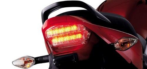 Honda CB 150 Invicta F0auqh