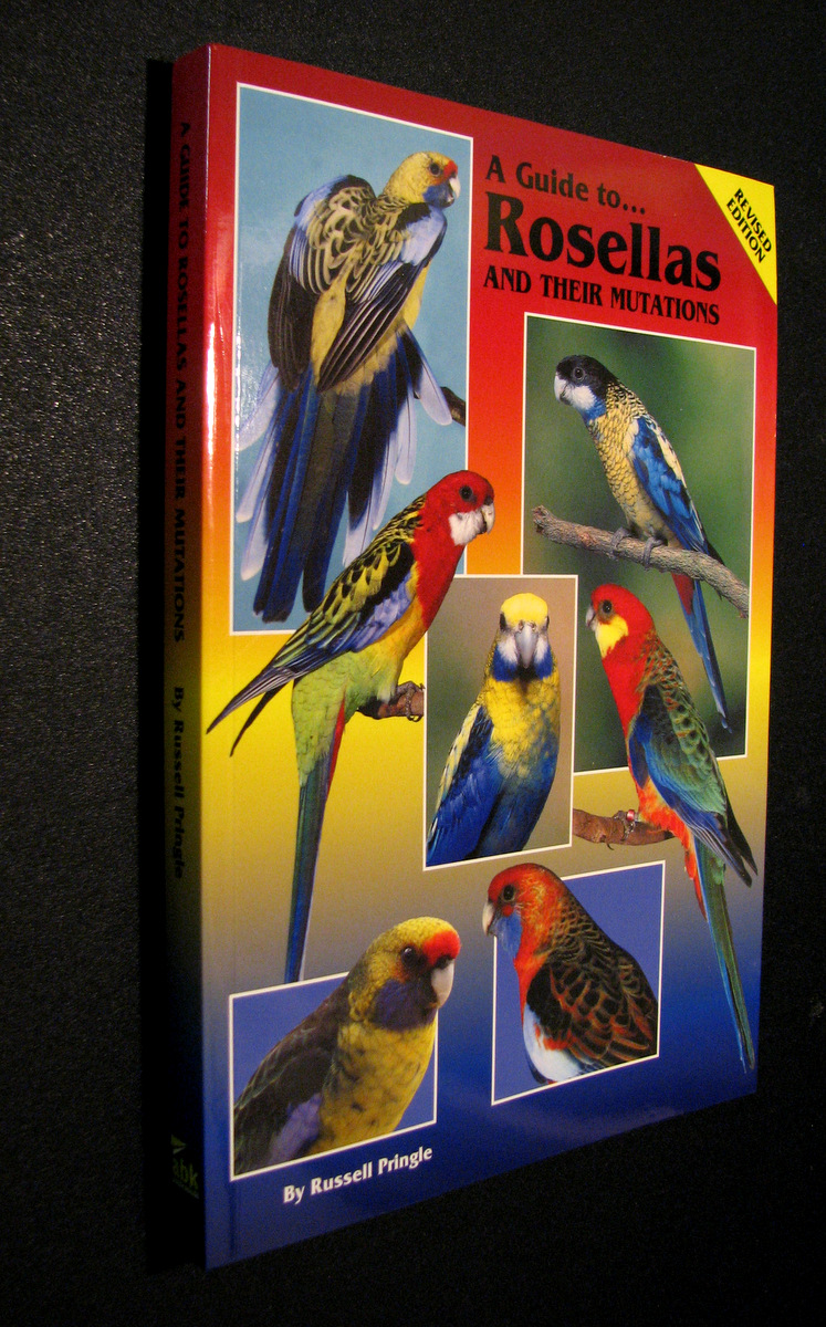 Raamatud Rosellapapagoidest. F24uah