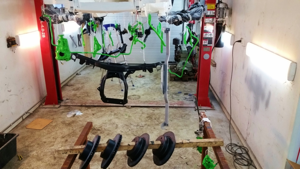 Börre: Bmw e28 Rebuilding // KalsongBlå Saab - Sivu 2 Fddi6g