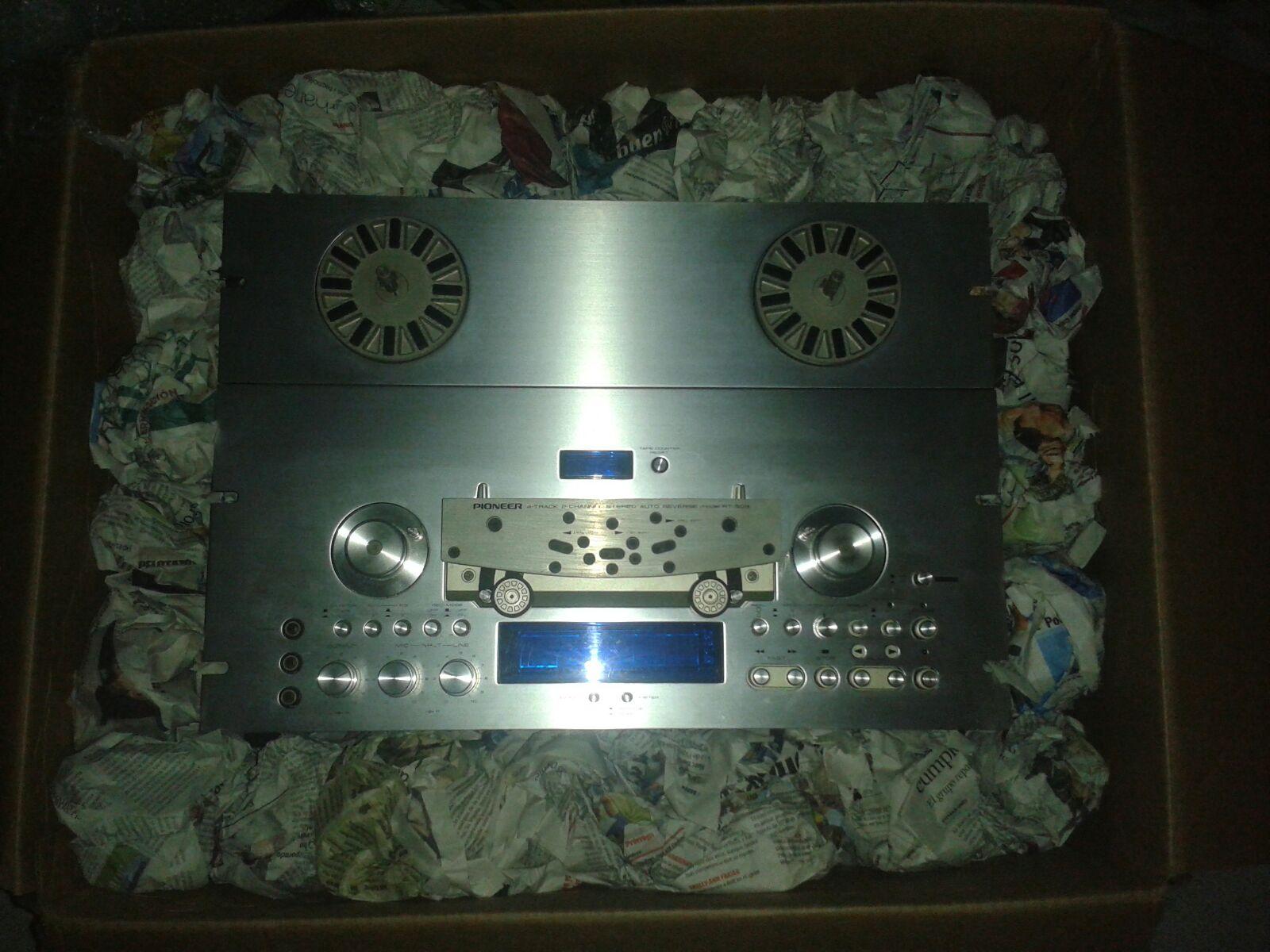 Pioneer RT-909 Fjnwx3