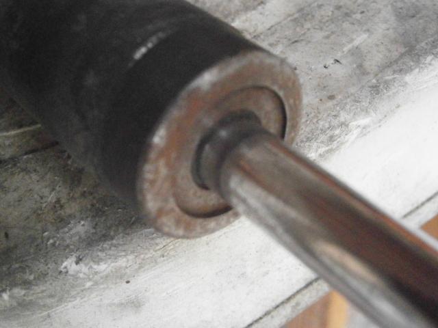 Intento de reparación amortiguadores Cobra MC I27g9j