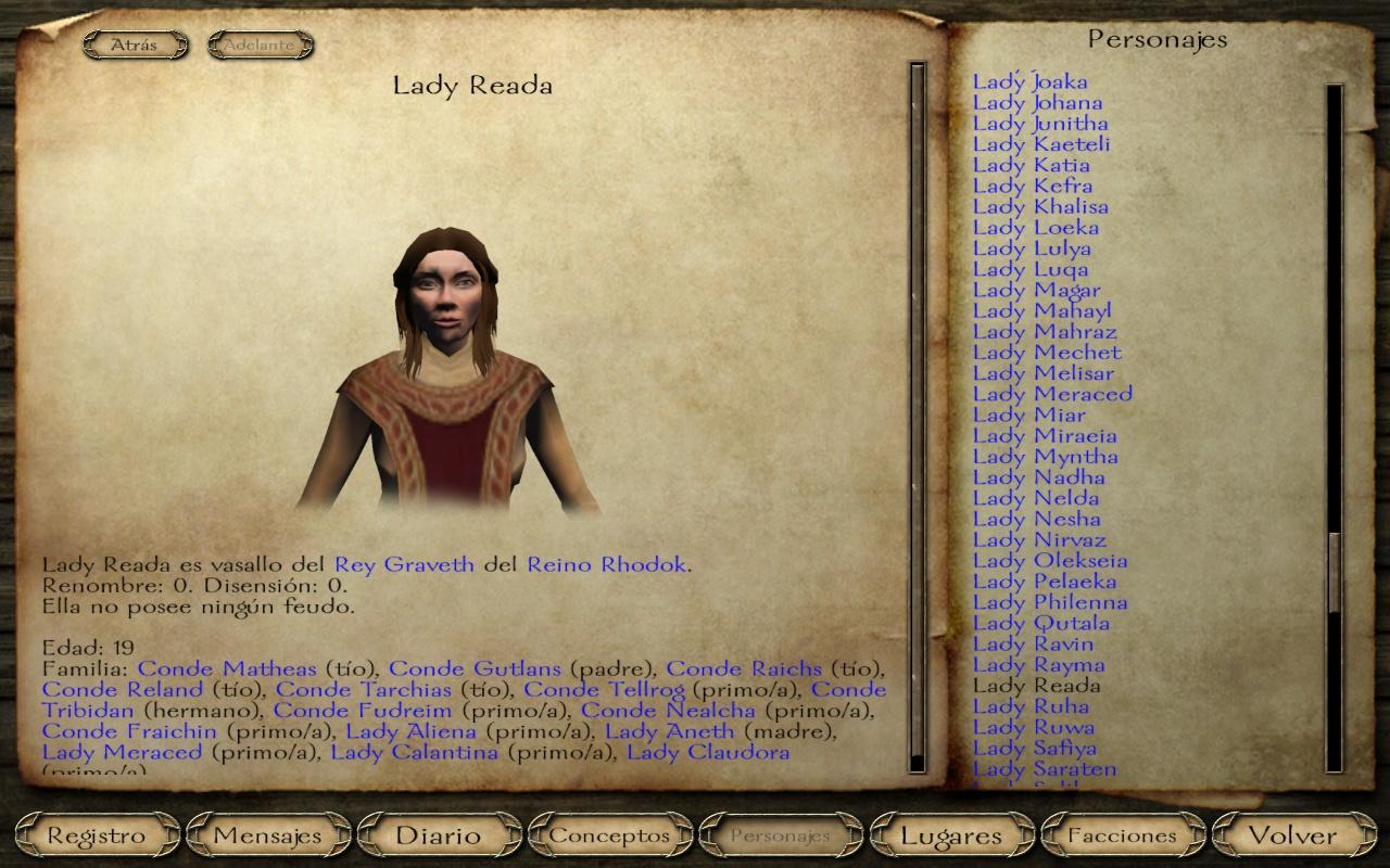 [WB] - Guía informativa de Familias y Ladys - ¿Cual es la mejor Lady? Ir411c