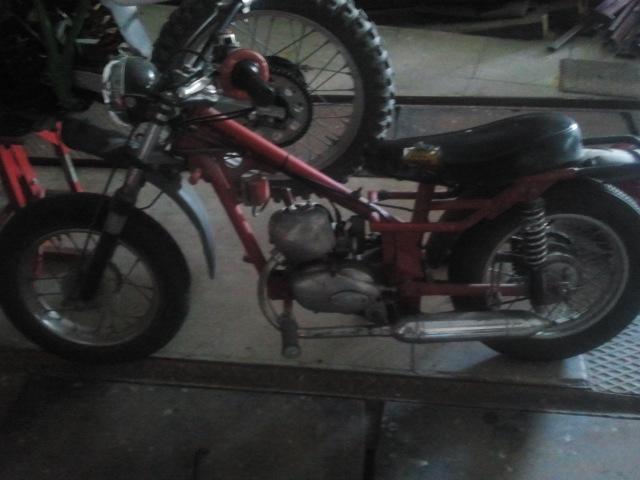 Mi Ducati Mini 3 marchas J76lv8