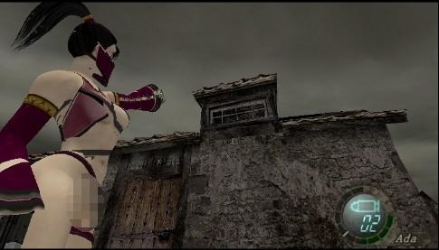+18 Mileena costume 2 Mortal Kombat 9 Jhvkmv
